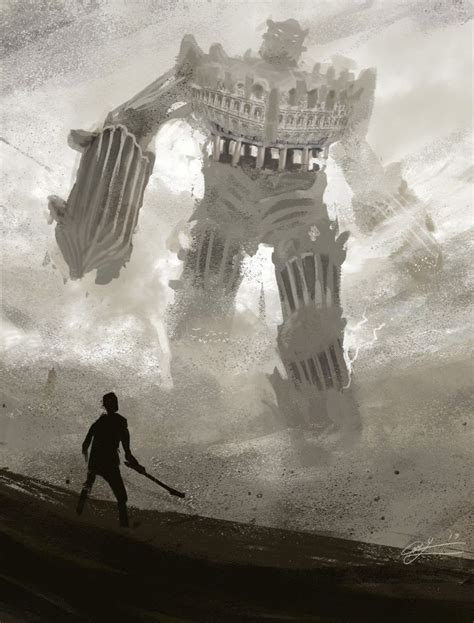 155 Best Shadow Of The Colossus Images On Pinterest