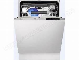 Lave Vaisselle Tout Integrable : electrolux esl8523ro lave vaisselle tout integrable 60 ~ Nature-et-papiers.com Idées de Décoration