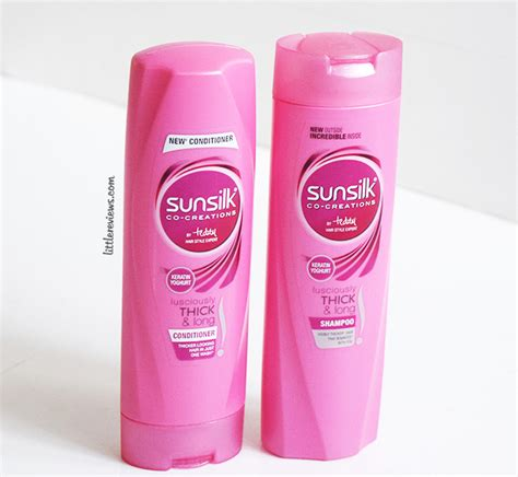 Harga Sunsilk Conditioner sunsilk thick and shoo and conditioner review
