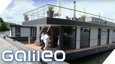 Hausboot Zum Wohnen by Hausboot Deutschland Wohnen Wohn Design