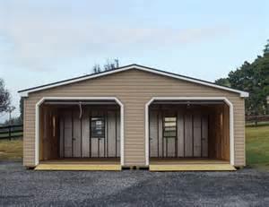 Modular Homes with 2 Car Garage