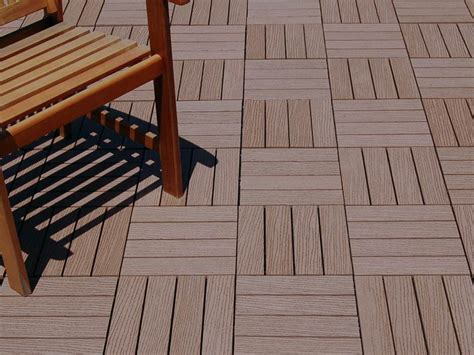 Plastic Composite Wood Decking — Home Ideas Collection