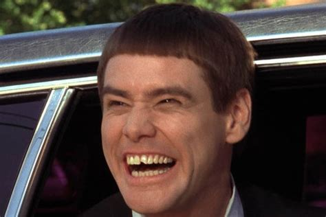 Chipped Tooth Meme - lloyd christmas the coolest hairstyles in movies zimbio