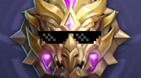 mythic mobile legend reach mythic mobile legends comedy
