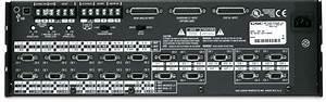 Dcm 30d Digital Cinema Monitor  U2013 Qsc