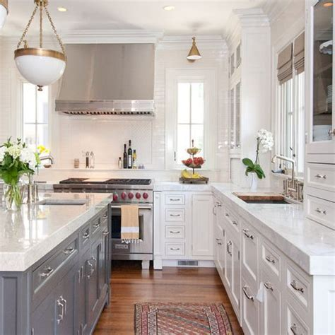 The Traditional White Kitchen  Design, Love & Inspiration