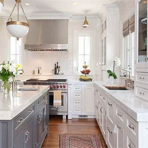 The Traditional White Kitchen Design Love & Inspiration