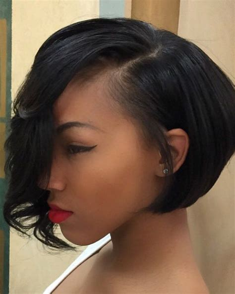 the 25 best short weave hairstyles ideas on pinterest