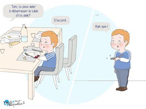 Débarrasser La Table I Humour C-monetiquette