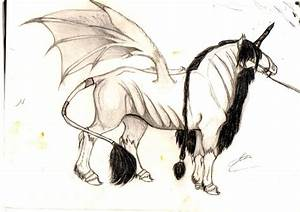made up mythical creature by R1534G41N5TJ49 on DeviantArt