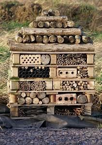 Nichoir A Insecte : insect house insectes jardins et jardinage ~ Premium-room.com Idées de Décoration