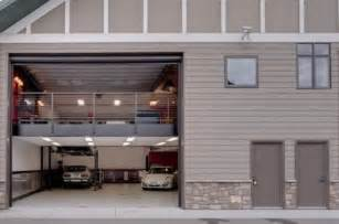inspiring garages with loft photo luxury garage which every wishes oddities