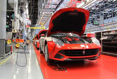 Ferrari Ff Production Line Wordlesstech