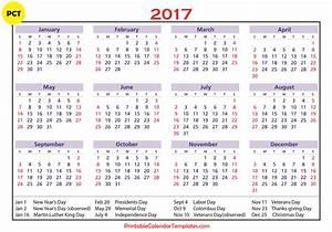 2017 calendar with holidays weekly calendar template With calander templates