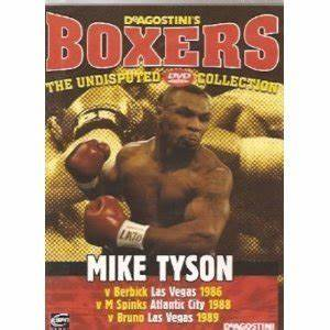 Boxers - The Undisputed Collection. Mike Tyson: Amazon.co ...