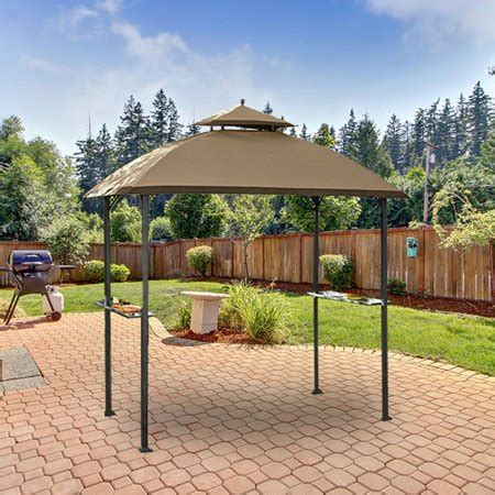 grill gazebo canopy garden winds replacement canopy top for the grill