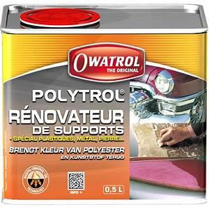 Peinture Pour Pare Choc Plastique : r novateur de supports polytrol owatrol 500 ml ~ New.letsfixerimages.club Revue des Voitures