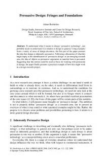 Design Research Paper Example