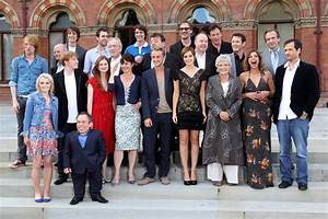 Emma Watson and Ralph Fiennes Photos Photos - Harry Potter ...