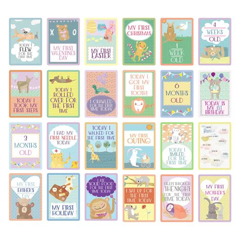 Create your own unique greeting on a baby milestone card from zazzle. Baby Milestone Cards   Photo Cards   Frombabytokids.com.au