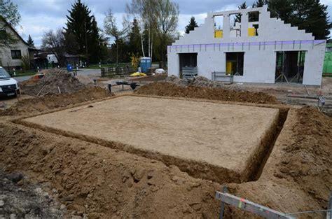 Das Streifenfundament Baupanker