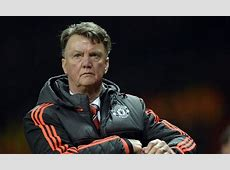 Louis van Gaal holds crisis talks with players as under