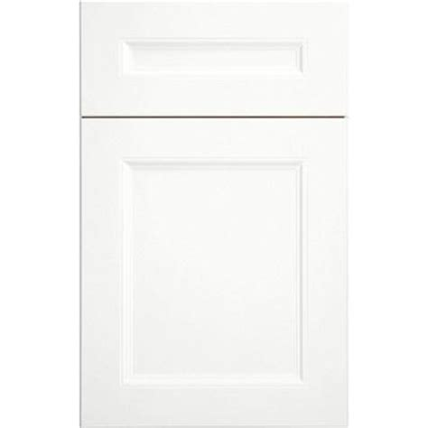thermofoil cabinet doors home depot innermost 14x12 in collins thermofoil cabinet door sle