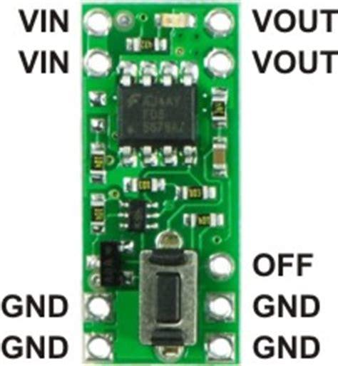 pololu pushbutton power switch sv  version
