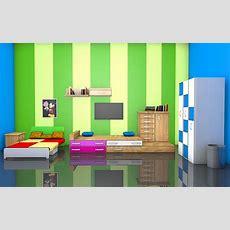 Kids Room Interior 3d Model  Cgtrader