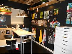 Sewing Room Ideas On Pinterest  Small Sewing Rooms Ikea Sewing Rooms And Se