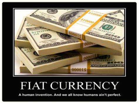 Fiat Currency by Beginners Guide To Buying Physical Bullion Introduction