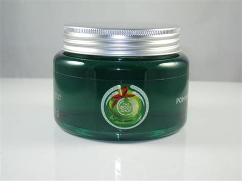 In Love With The Body Shop Glazed Apple Bath Jelly