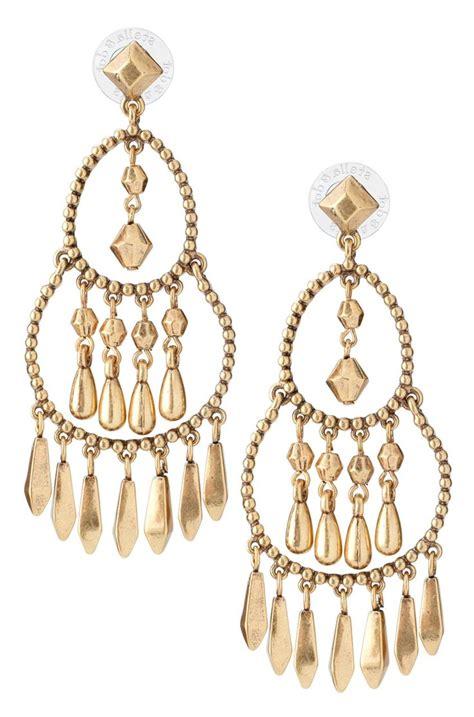 Chandeliers Earrings by Best 25 Gold Chandelier Earrings Ideas On