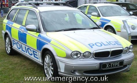 North American & Uk Police Cars [marked & Unmarked]