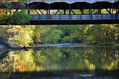 bridgehuntercom mohican state park bridge
