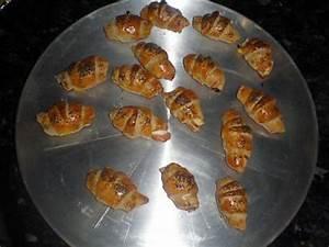 Mini Croissant Apéritif : recette d 39 ap ritif dinatoire mini croissant au saumon ~ Melissatoandfro.com Idées de Décoration