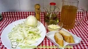 Receta De La Sopa De Cebolla