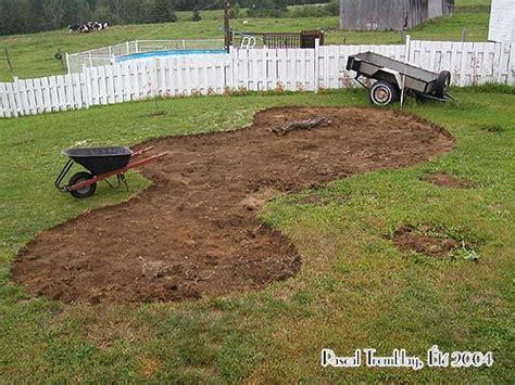 comment faire un bassin exterieur construire bassin ext 233 rieur 201 tang ou jardin d eau plans id 233 es