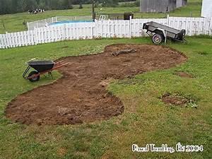 construire un bassin exterieur comment creuser un jardin With idee pour amenager son jardin 4 construire bassin exterieur etang ou jardin deau plans