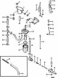 Marine Parts Plus Mercury Serial 50 4 Cyl 13287 275