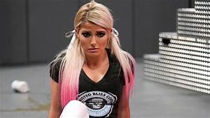 Various  Alexa Bliss Dealing With Illness  Slammiversary