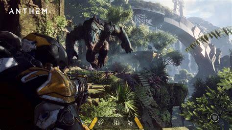 wallpaper anthem  screenshot gameplay   games