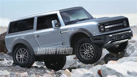 ford bronco      motortrend