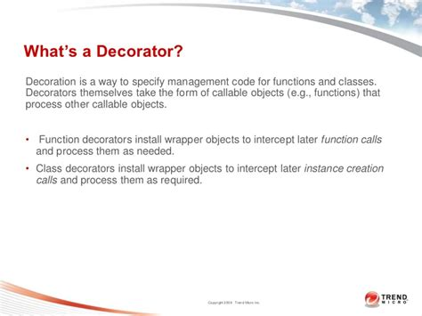 Decorators In Python - python decorators