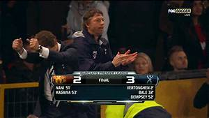 AVB Celebrates A Chelsea-Esque Win Over Man U (Animated ...