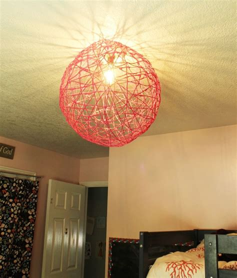 string globe lights diy string globe light a and simple project