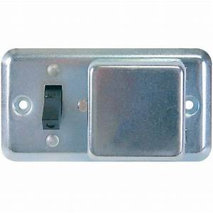 Cooper Bussmann Ssu Series 2 4 In  Fuse Box Cover With