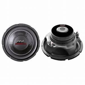 Pyle Plpw10d 10 U0026quot  1000 Watts Dual 4