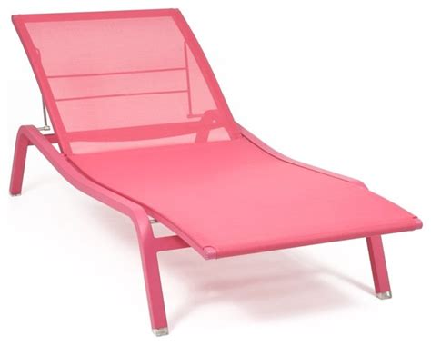 bain de soleil de fermob contemporain transat et chaise longue ext 233 rieure other metro