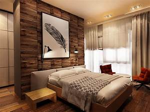 Wood accent wall ideas for your home for Best wood for accent wall